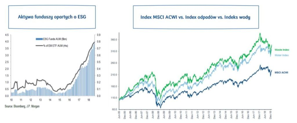 Inwestowanie ESG wyniki