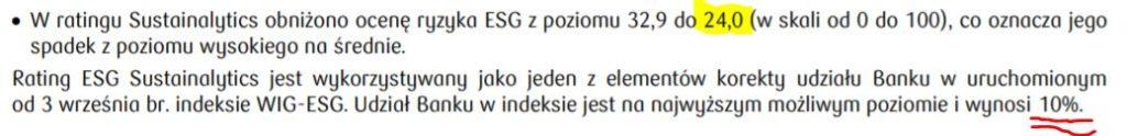 rating ESG