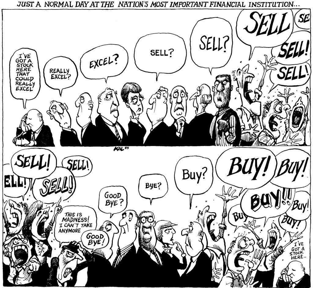 plotki rynkowe